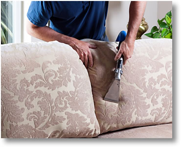 Upholstery Cleaning by Calini Steam Cleaning